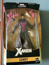 GAMBIT X-Men Marvel Legends 6-Inch Action Figure BAF CALIBAN - NEW SEALED