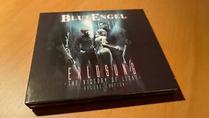 BLUTENGEL - Erlösung - The Victory of Lifght 2 CD DELUXE EDITION neuwertig