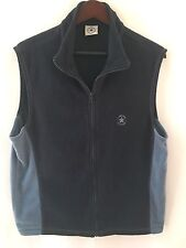 VTG CONVERSE Chuck Taylor All Star Fleece Vest Jacket Men's Size M/L Made in USA