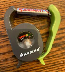 IOGEAR JUICE METER, 1.5V AA, AAA, C, D & 9V Pocket Battery Tester