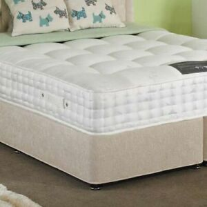 The Pocket 3000 Sprung Orthopaedic Mattress - All Sizes- Open