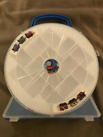 Thomas the Train and Friends Minis Piece Train Carrying Case EMPTY Working