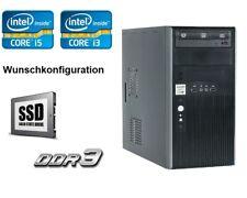 Hyundai Pentino PC Intel Core i3/i5-4570 4GB/8GB/16GB RAM 128GB/256GB/512GB SSD