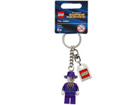 LEGO Batman DC Comics Super Heroes *The Joker* Keychain # 851003 ~ New with Tag!