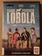 Fanie Fouries Lobola DVD Afrikaans guy & Zulugirl fall in love a romantic comedy
