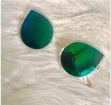 Macy Clear Sunnies (Green)