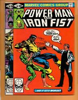 Power Man Iron Fist #68 VF 69 FN (Hero For Hire) Daughters Of The Dragon 2 books