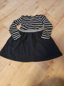 Mädchen Kleid Petit Bateau Gr  116