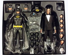 Tim Burton Batman Et Bruce Wayne Michael Keaton Sixth Scale Figure Hot Toys