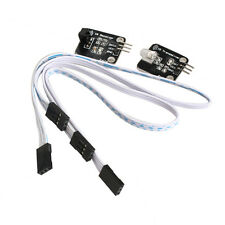 2PCS Digital 38KHz Infrared IR Sensor Transmitter Kit for Arduino