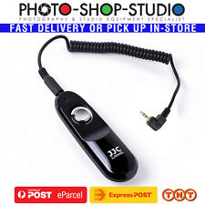 JJC Wired Remote Shutter Release S-C2 (Canon RS-60E3, 60D, 450D, 550D, G12, G1X)
