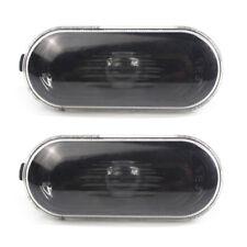2PCS New Smoke Lens Side Marker Light Lamp For VW Jetta Golf 99-04 VR6