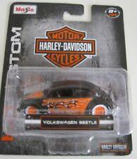 Harley Davidson Custom Hauler remorque GRIS 1//64 Diecast modèle par MAISTO 11516