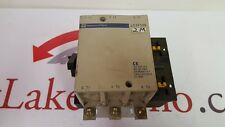 TELEMECANIQUE LC1F185 FULL VOLTAGE AC 110-115V-AC 150HP 200A CONTACTOR