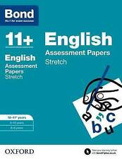 Good, Bond 11+: English Stretch Papers: 10-11+ years, Bond 11+, Lindsay, Sarah,