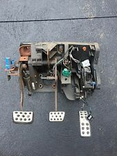 FORD BA BF XR6 XR8  5 SPEED  MANUAL PEDAL BOX
