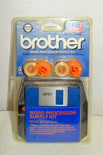 Brother WORD PROCESSOR SUPPLY KIT...SK-150 Black...Ribbon, Correction Tape...NEW