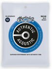 Martin Authentic Acoustic Bronze Bluegrass Guitar Strings for sale