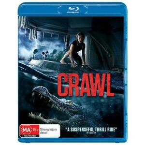 Crawl Blu-Ray **Region B**