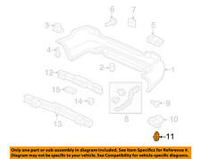 HONDA OEM-Fender Liner Splash Shield Push Clip Retainer Blind Rivet 91505S9A003