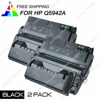 2PK Q5942A Toner Cartridge For HP 42A LaserJet 4200 4240 4250 4300 4350 Printer