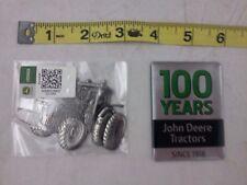 John Deere Waterloo medallion Magnet Collectible tractor 100 year anniversary