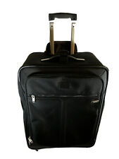 "Boyt Rolling 24"" Suit Case Wheeled Black Ballistic Nylon"