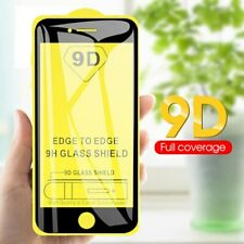 iPhone 7 / 8 & SE  (2020)  Panzerglas / Vitre de protection 9D 9H