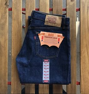Vintage 90s LEVIS 501 Jeans MADE IN USA 1994 NOS Deadstock 30 W X 34L