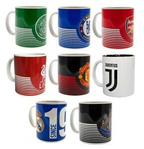 Football Team Club Coffee Tea Mug Novelty Gift Logo Official