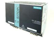 SIEMENS SITOP Modular 20 1/2 ph Stromversorgung Power Supply 6EP1336-3BA00 E:01