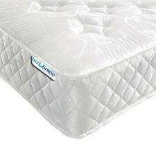 BRAND NEW 4FT6 DOUBLE OPEN COIL ORTHOPAEDIC MATTRESS IN DAMASK