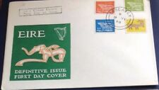 Ireland Definitives 1969 First Day Cover