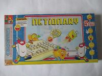 Netioary An Educational Board Game For Kids New Sealed And Unopened.