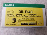 Klöckner Moeller DIL R40 System-Hilfsschütz 230V