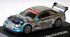 Mercedes AMG CLK DTM 2003 #11 Thomas Jäger Original Pièces 1:87 Schuco