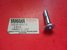 NOS OEM FACTORY YAMAHA IT490 YZ100 YZ125 YZ250 YZ465 YZ490 BOLT 90110-08038