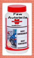 Würth Rostumwandler Rostentferner  Rostlöser  Rostschutz 2 x 1 Liter  WÜRTH Neu