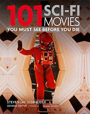 101 Science-fiction Movies: You Must See Before You Die by