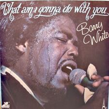 BARRY WHITE what am i gonnado with you/i'll do for you anything SP 1975 AZ VG++