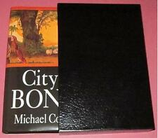 MICHAEL CONNELLY CITY OF BONES SIGNED NUMBERED LIMITED