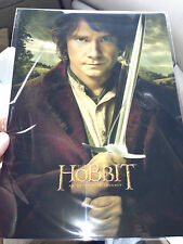 The Hobbit: An Unexpected Journey LORD of the RINGS Japan SHITAJIKI writing pad