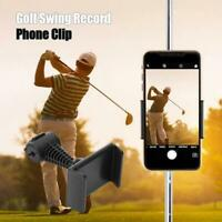 Golf Swing Holder Recorder Cell Phone Clip Holder Training Aid Trainer 2020 NEW