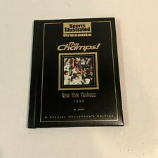Sports Illustrated NY YANKEES 1996 World Champions Collector's Edition Hardcover