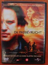 DE PASSIEVRUCHT // PETER PAUL MULLER - CARICE VAN HOUTEN  -- !!!  DVD  !!!