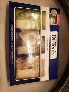 Dr Teal's Epsom Salt Soak Variety Pack Relax Nourish Restore Gift Set