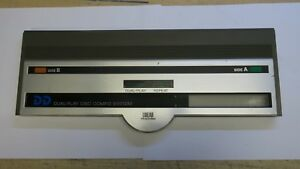 SHARP Optonica VZ 3000 Front Abdeckung / plate / spare parts