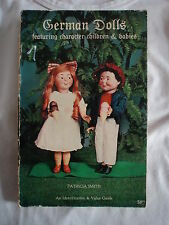 German Dolls by Patricia Smith featuring character children and babies -