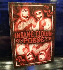 Insane Clown Posse - Wicked Trading Card twiztid psychopathic records rydas icp