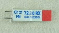 Airtronics DC 72Mhz  FM Receiver Crystal - CH21 72.210
